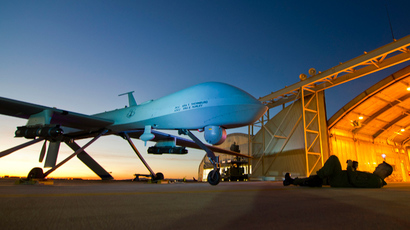 US scientists working on mind-controlled drones for military use