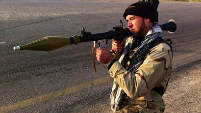 British Syria-radicalized jihadists biggest threat to UK national security