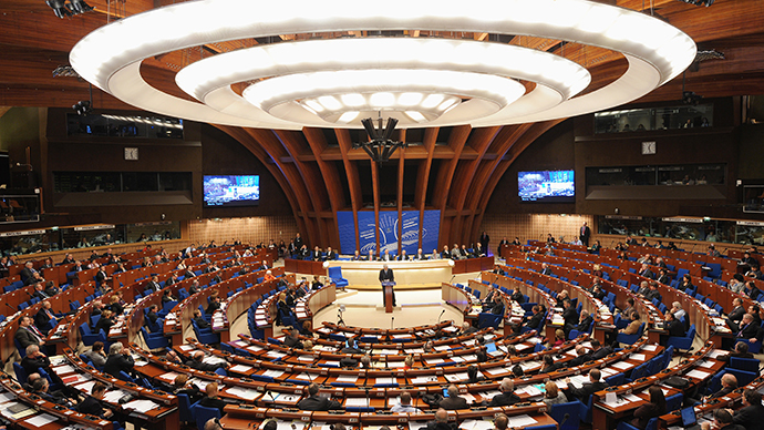 Russian delegation leaves PACE session in protest at Ukraine resolution