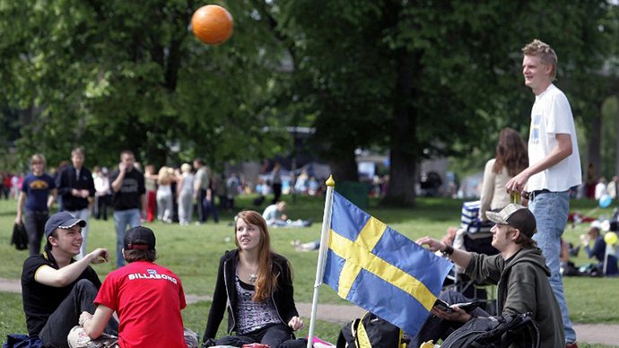 Power shifts to left after Sweden parliamentary election