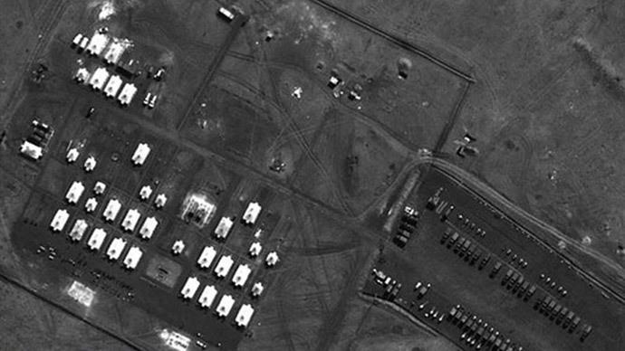 OTAN publica fotos de tropas russas perto da Ucrânia