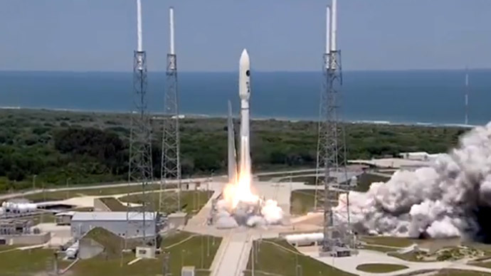 ​Classified US satellite blasts off from Cape Canaveral