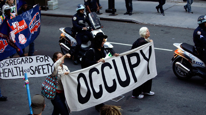 NYC court unable to find impartial jury to decide Occupy Wall Street trial