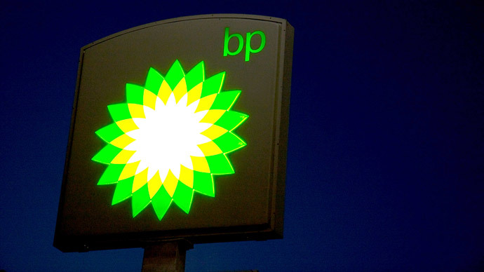 'Business as usual' in Russia – BP