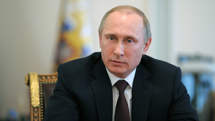 Putin to US: It's bad to read other people's letters
