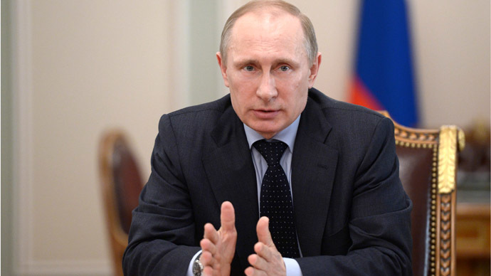 'Giving out pies in Maidan not enough': Putin urges West to really help Ukraine
