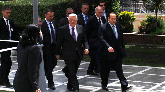 ​President Abbas threatens to disband Palestinian Authority if Israeli talks fail