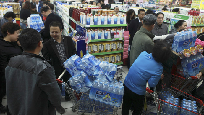 ​Cancer-inducing benzene traced in China water supply