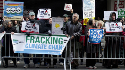 Methane emissions from fracking vastly underestimated by EPA - study