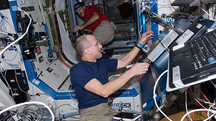 ​Backup ISS computer breaks down, requiring possible spacewalk