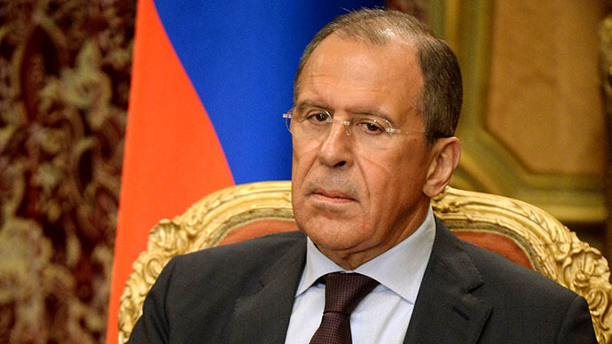West, Kiev apply double standards to protesters in E. Ukraine – Lavrov