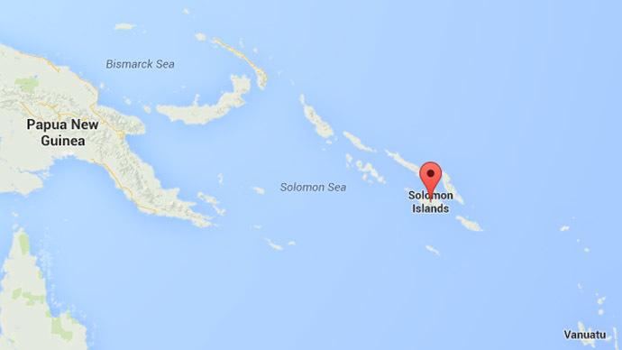 Tsunami warning lifted following 7.6 earthquake near Solomon Islands