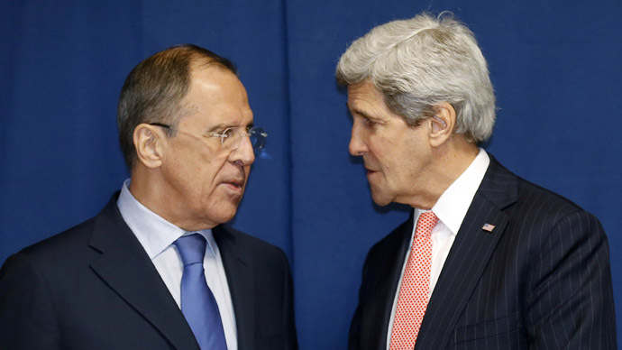 ​Kiev risks ruining 4-party talks if force used in Ukraine's east – Lavrov to Kerry
