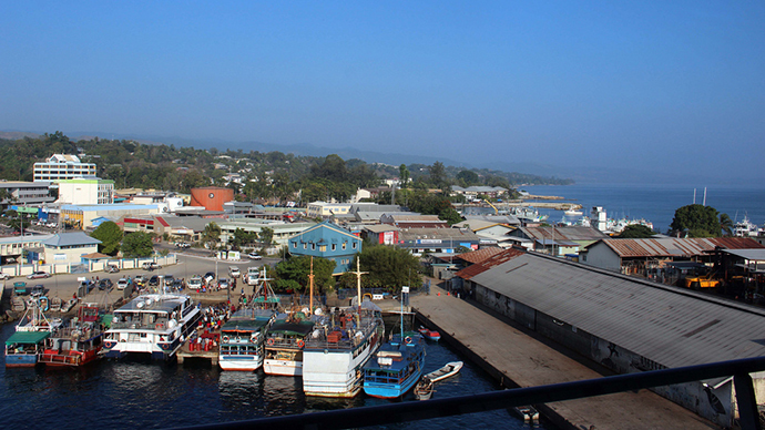View of Honiara, the capital city of Solomon Islands (Photo by Jenny Scott / flickr.com)