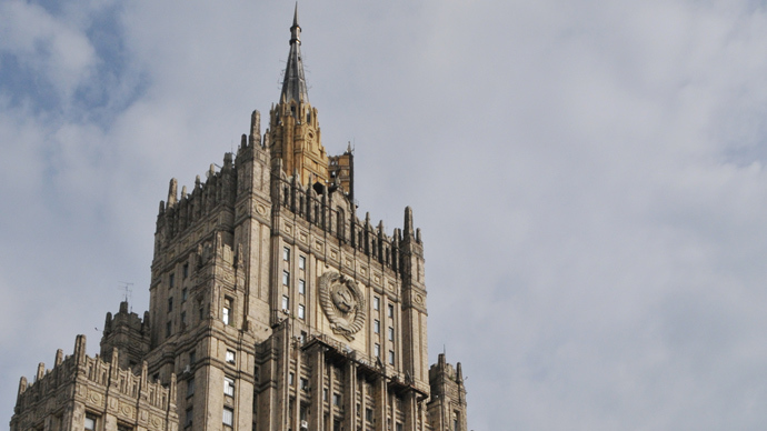 Moscow slams Kiev's military op order as 'criminal', calls for UNSC meeting