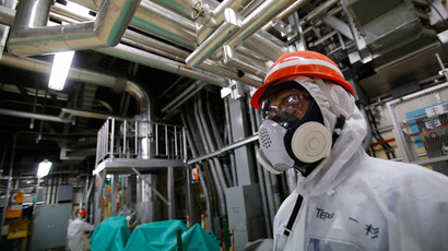 Out of control: Fukushima manager admits to 'embarrassing failure'