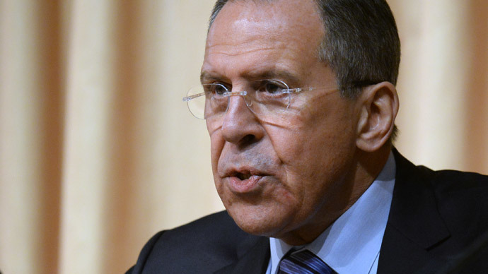 Moscow not interested in destabilizing Ukraine - Lavrov