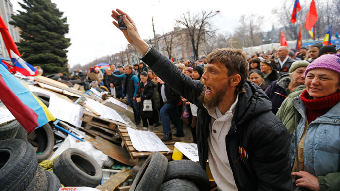 Ukraine presidential candidates attacked in Kiev