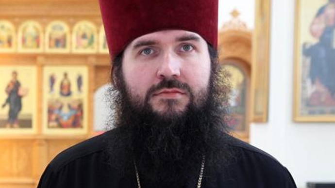 'Rights of believers are violated': Orthodox priest flees Ukraine in fear