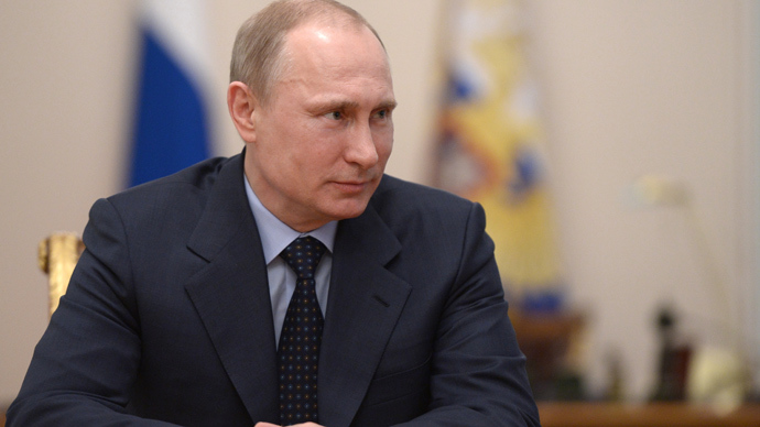Putin to Obama: Use your influence to prevent bloodshed in Ukraine