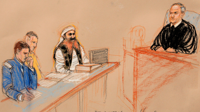 Defense alleges FBI spying in 9/11 hearing at Guantanamo