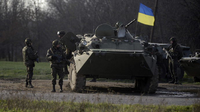 EU spy chief rules out Russian military presence in Ukraine