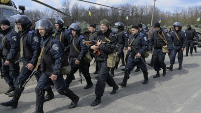Ukraine coal miners on strike, refuse to pay Kiev coup damages bill