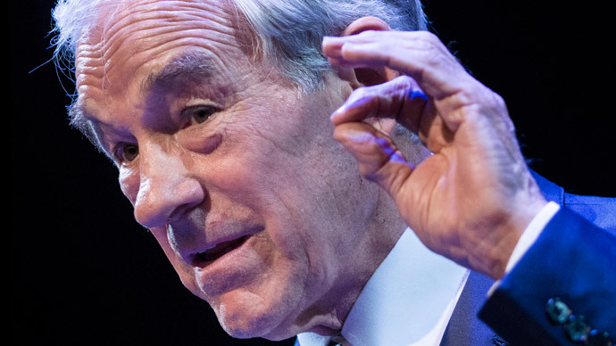 Ron Paul warns that Bundy ranch standoff isn't over just yet