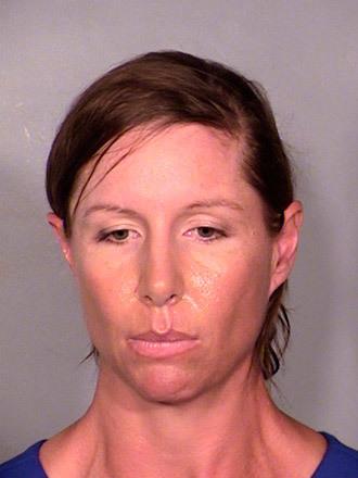 Alison Ernst.(Reuters / Las Vegas Metropolitan Police Department)