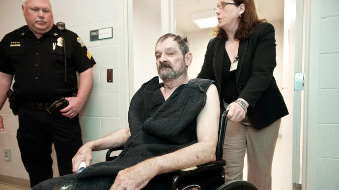 Kansas KKK shooting suspect testified against fellow white supremacists