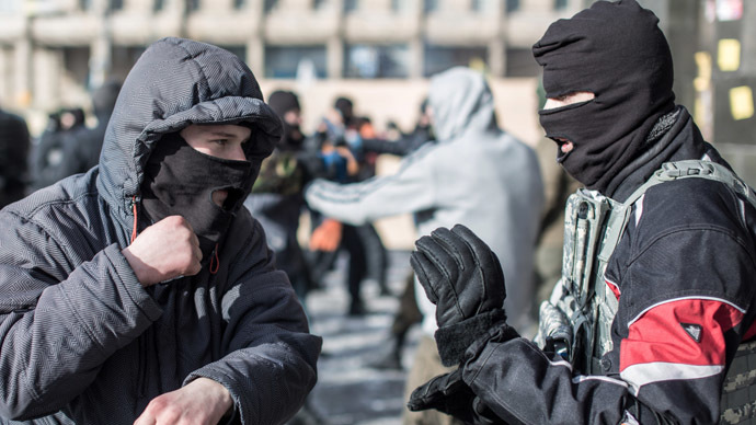 Spetsnaz veterans to launch 'anti-Maidan council' in Russia