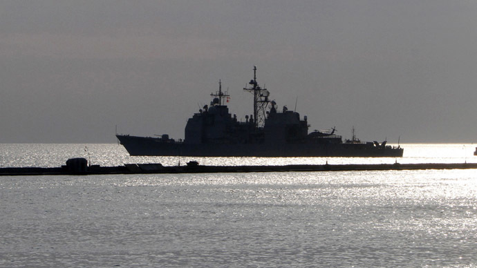 NATO to deploy ships, intensify Baltic & Mediterranean patrols 'due to Ukraine crisis'