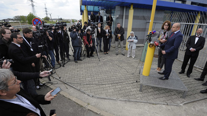 Upper House blasts Ukraine's treatment of Russian media