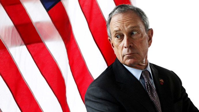 Bloomberg targets NRA with big money