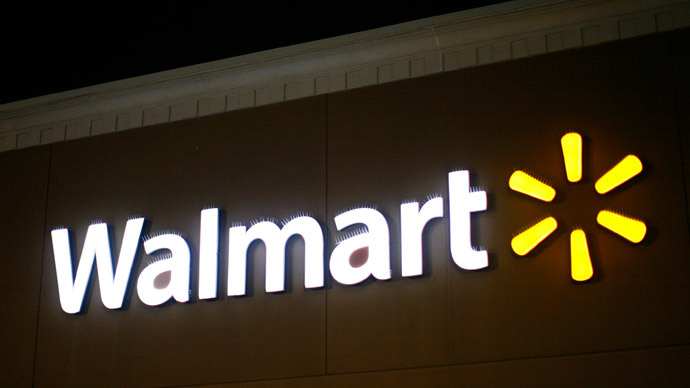 ​Walmart employees deliver chairman $7.8 bn 'tax bill' for company's tax breaks