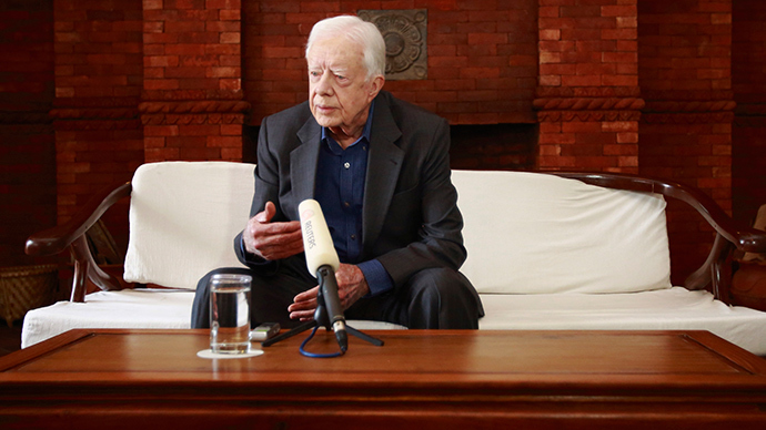 Jimmy Carter among Nobel Prize winners urging Keystone rejection
