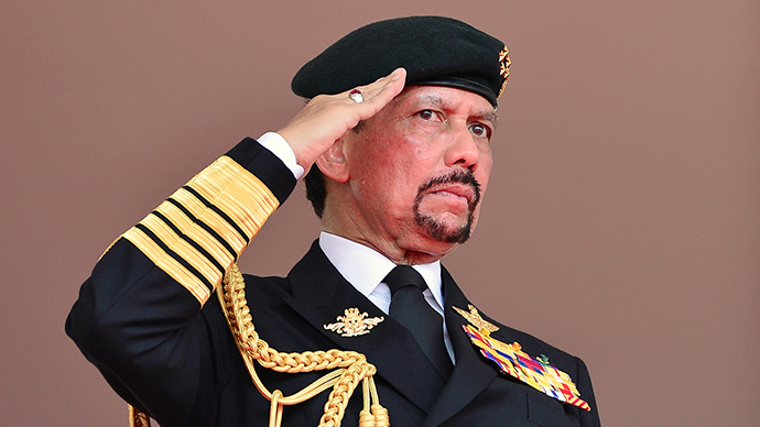 Brunei adopts Sharia law despite international criticism