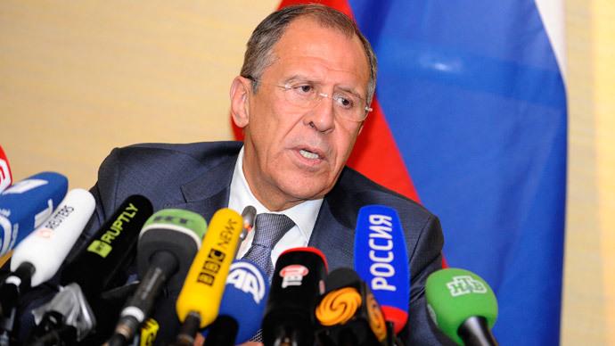 Lavrov: Russia, US, EU, Ukraine agree on de-escalation roadmap