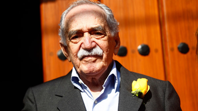 Colombian novelist and Nobel laureate Gabriel Garcia Marquez dead at 87