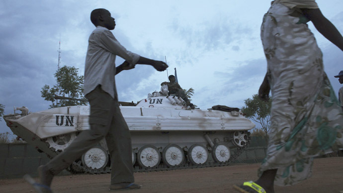 UN base in South Sudan attacked by 'peaceful' mob, dozens dead