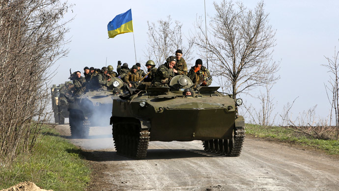 Kiev promises Russian language status choice as military op enters 'inactive phase'