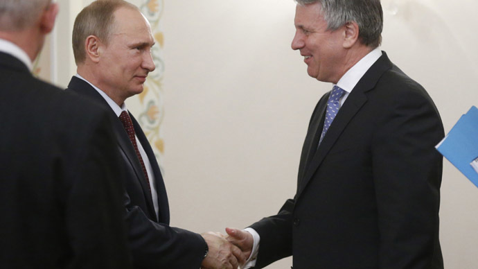 Rosneft and ExxonMobil approve 4 Arctic projects