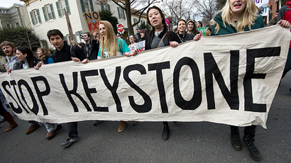 US House poised to approve Keystone XL tar sands pipeline