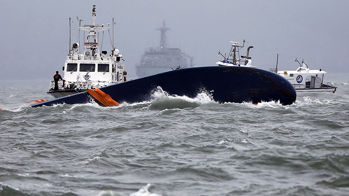 Captain of S. Korean ferry arrested - report