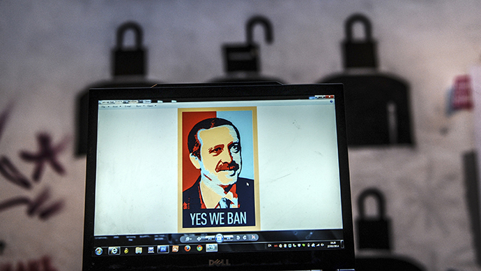 ​Turkey's Erdogan challenges constitutional court that lifted social media ban