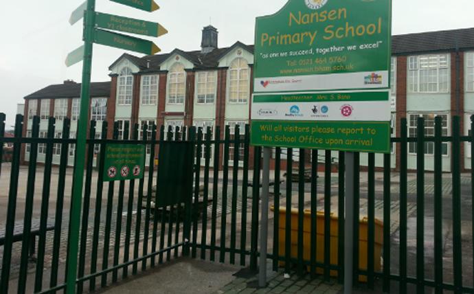 Image from nansen.bham.sch.uk