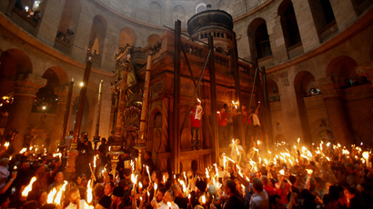 'Christ is Risen': Christians celebrate Easter worldwide (PHOTOS)