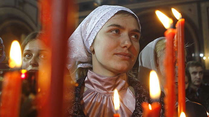 'Christ is Risen': Christians celebrate Easter worldwide (PHOTOS)