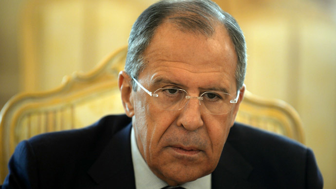 Lavrov: US should face responsibility for powers it installed in Kiev