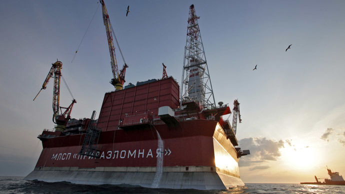 ​Arctic crude becomes new Russia's oil blend